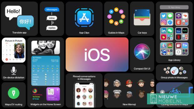 iOS 14 - Todas las nuevas funciones