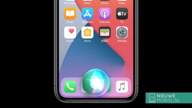 iOS 14 - Siri