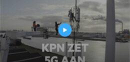 KPN activeert 5G op 28 juli - update