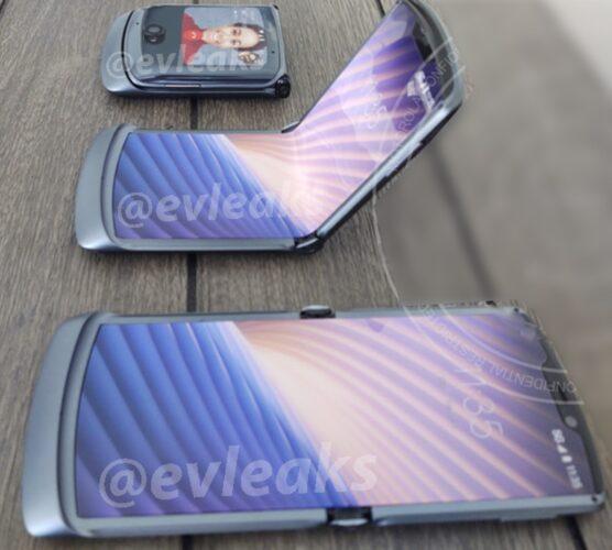 Motorola razr 2020 Odyssey