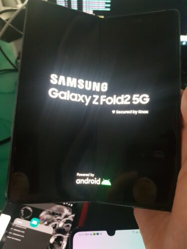 Samsung Galaxy Z Fold 2 5G hands-on