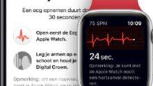 """""""Apple Watch Series 6 kan zuurstofsaturatie meten"""""""