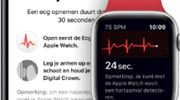 Apple Watch Series 6 kan zuurstofsaturatie meten