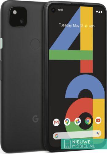 Google Pixel 4a in Just Black