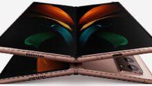 Le immagini dell'ultimo minuto mostrano Samsung Galaxy Z Fold 2
