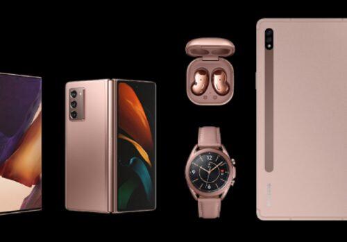 Unpacked: Samsung anuncia siete nuevos productos Galaxy