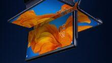 Rumour: Display Huawei Mate X2 folds inwards
