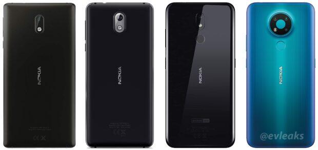 Nokia 3.4 family