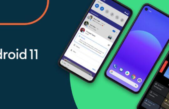 Google lanza Android 11