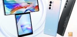 Press render LG Wing 5G with double screen appeared