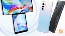 Presione la imagen del LG Wing 5G con doble pantalla aparecida