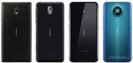 Evleaks filtra Nokia 3.4, muestra el progreso de Nokia