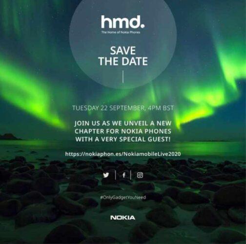 HMD Global press event
