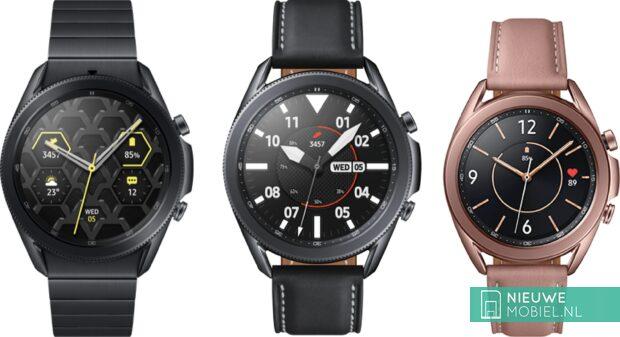 Samsung Galaxy Watch3 series