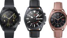 Samsung announces luxury Galaxy Watch3 Titanium