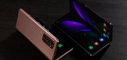 Samsung Galaxy Z Fold2 verbreekt pre-order record ondanks hoge prijs