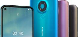 HMD Global anuncia 2 Nokia baratos; Nokia 2.4 y Nokia 3.4