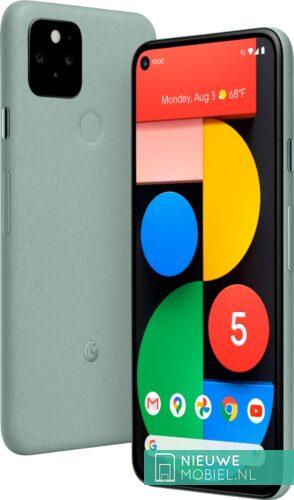 Google Pixel 5 in Sorta Sage