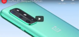 OnePlus already shows OnePlus 8T in Aquamarine Green
