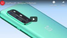 OnePlus already shows OnePlus 8T in Aquamarine Green