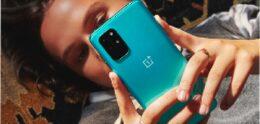 OnePlus kondigt extra snel op te laden OnePlus 8T aan