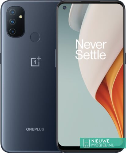 OnePlus Nord N100 Midnight Frost