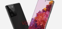 Poche sorprese sul foglio delle specifiche tecniche Samsung Galaxy S21 Ultra