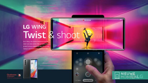 LG Wing: Twist & Shoot