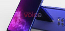 El Render muestra el próximo juego de Motorola Moto G10