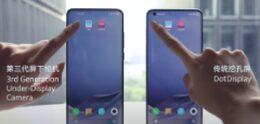 """""""Samsung Galaxy Z Fold 3 eerste met Under-Display camera"""""""