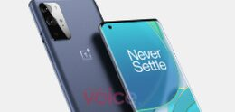 OnePlus 9 Pro with curved screen leaks out