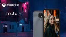 Einstiegsmodell Motorola Moto E7 mit 48MP-Kamera angekündigt
