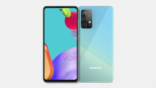 Samsung Galaxy A52 5G glasstic