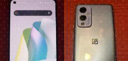 Las fotos muestran a OnePlus 9 con una cámara rediseñada