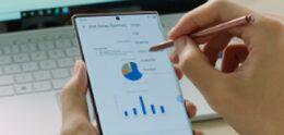 Samsung conferma la Galaxy Note 21 per il 2021