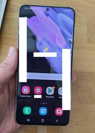 Samsung Galaxy S21+ Phantom Violet