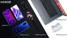 Honor kondigt 9X Pro en View 30 Pro met Huawei AppGallery aan