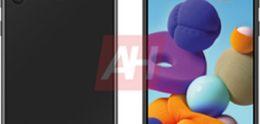 Ook Samsung Galaxy A21 met 4 camera's laat zich zien