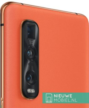 Oppo Find X2 Pro periscope lens