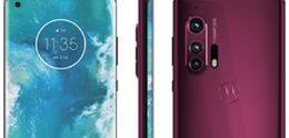 Voici le prochain Motorola Edge+ avec un appareil photo de 108MP