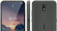 Nokia 1.3 gelekt, eenvoud troef