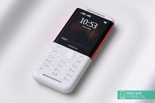 Nokia 5310 white
