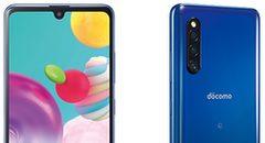 Samsung Japan kondigt 'gemiddelde' Galaxy A41 aan