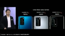 Huawei announces P40 series with Triple, Quad and Penta Camera