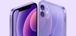 Apple announces purple color for iPhone 12 and 12 mini