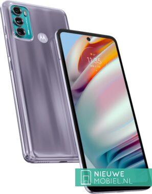 Motorola Moto G60 purple