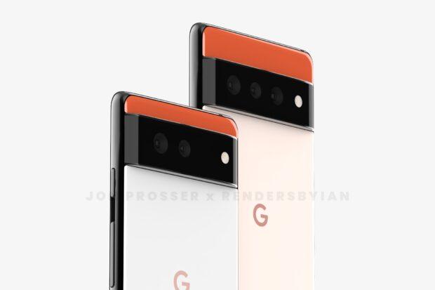 Google Pixel 6 and Pixel 6 XL