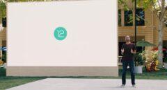 Android 12 getoond tijdens Google I/O: stuk persoonlijker