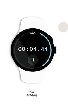 Ecco come appare Google Wear, il nuovo sistema operativo mobile per gli orologi intelligenti