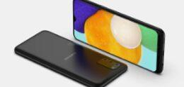 Zukünftiges Samsung Galaxy A03s erhält Fingerabdruckscanner